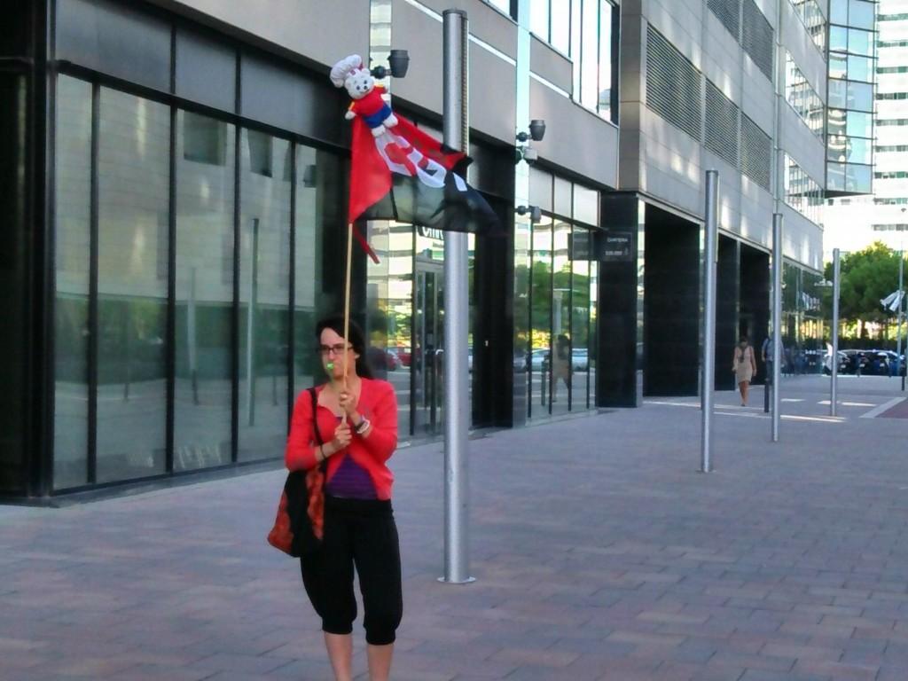 Segon dia de vaga indefinida a soitsa fesibac catalunya for Conveni col lectiu d oficines i despatxos